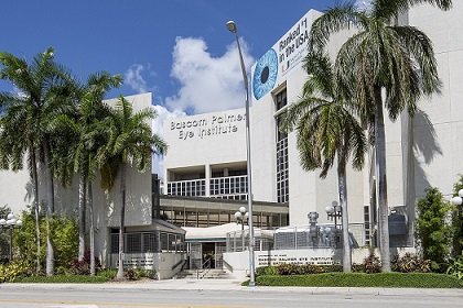 Bascom Palmer Eye Institute in Miami