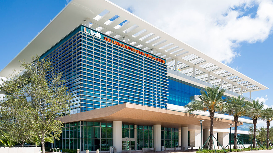 The Lennar Foundation Medical Center