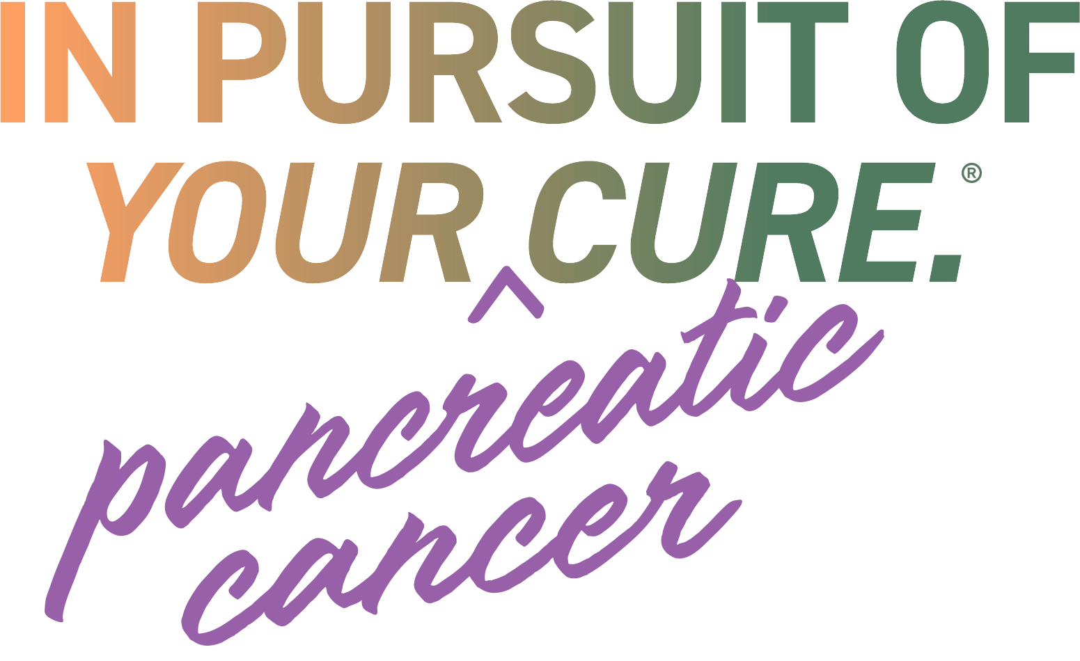 In Pursuit of your Pancreatic Cancer Cure