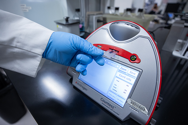 Flow Cytometry Technologies | Flow Cytometry Shared Resource