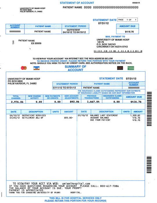 Pague una factura | Sylvester Comprehensive Cancer Center ...