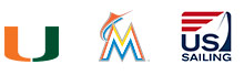 University of Miami, Miami Marlins, US Sailing